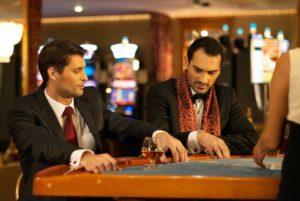 Slut aftenen af på kasino